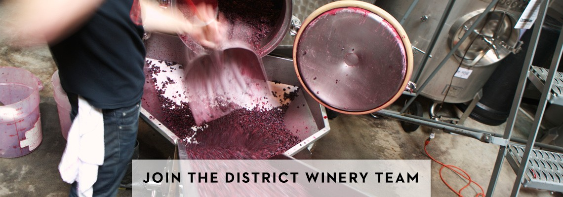 District Winery Join