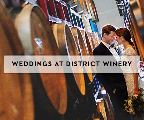 District Winery Weddings