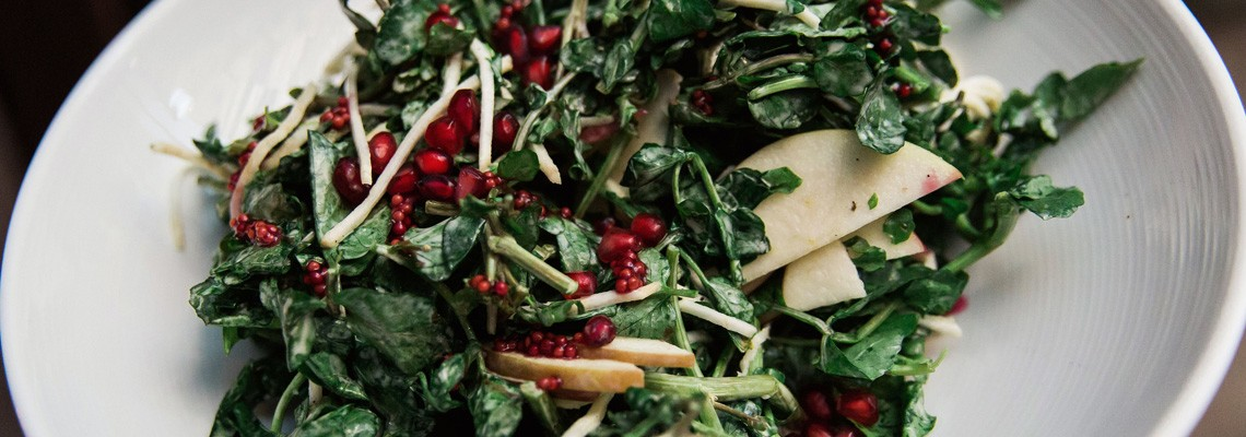 District Winery Watercress Salad
