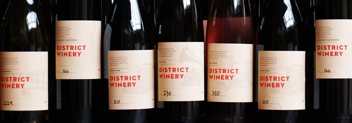 District Winery Wines