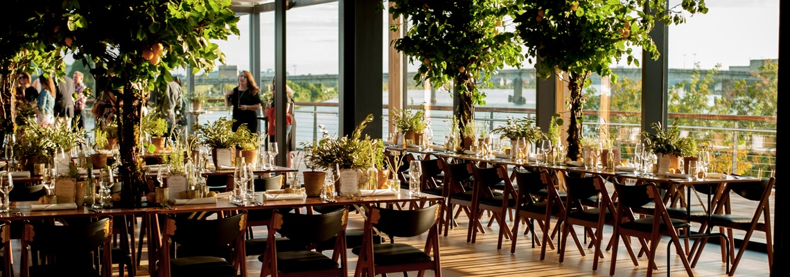 District Winery Corporate Events