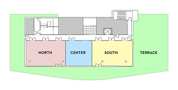 District Winery All Day Meeting Floorplan