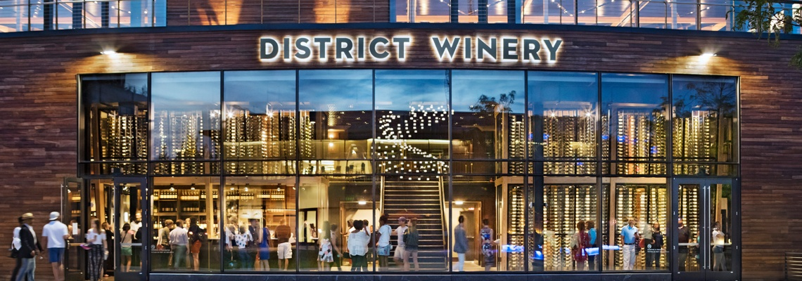 District Winery All Day Meetings