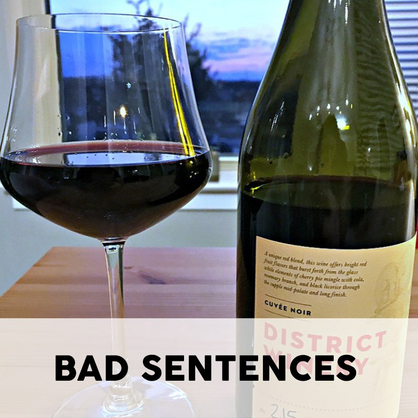 Bad Sentences Press