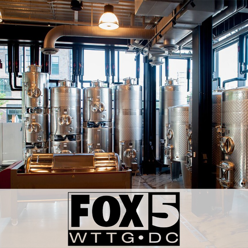 Fox 5 DC District Winery