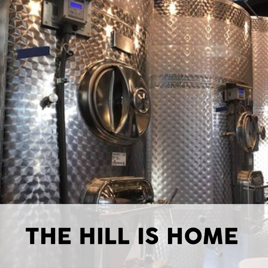 The Hill is Home Press