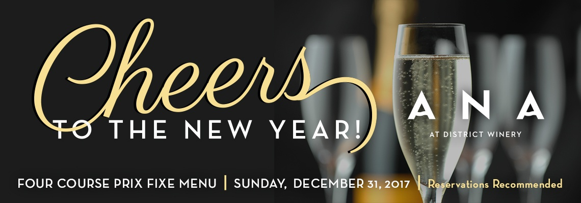 New Year's Eve District Winery