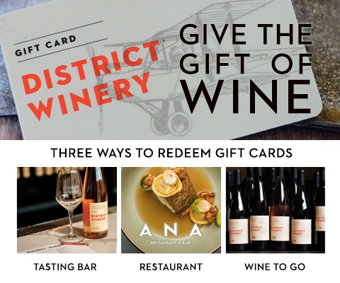 District Winery Gift Cards