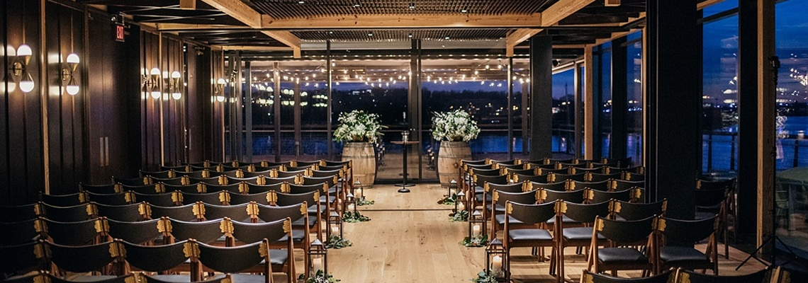 city winery dc wedding