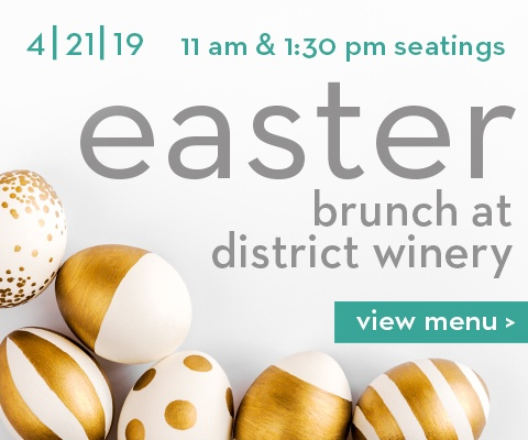 Easter Brunch District Winery