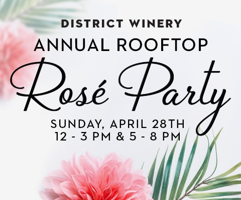 Rosé Party DC Winery
