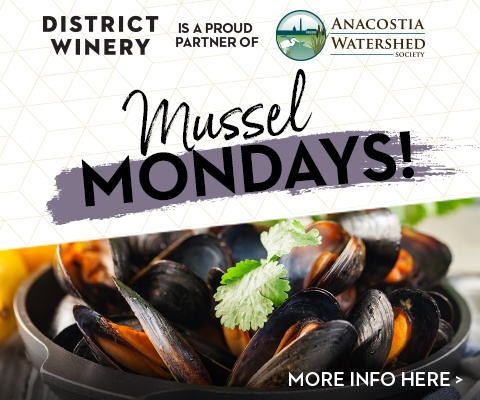 Mussel Monday DC Winery
