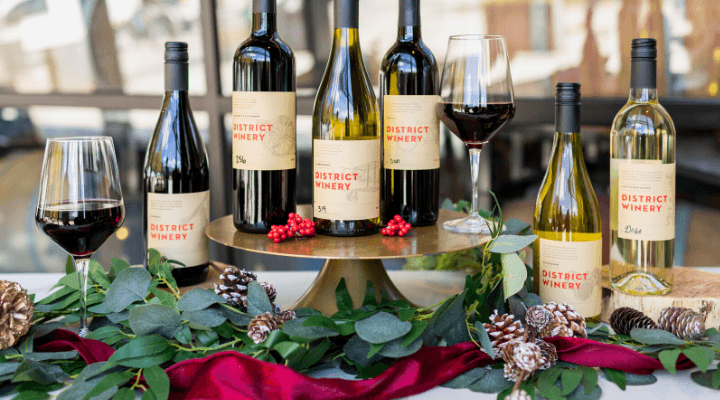 District Winery Corporate Holiday Gifting_Banner_720x400 (1)
